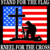 Kneel for the Flag Stand for the Cross, American Pride, Veteran, Military Life,