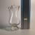 Glass multi neck vase (3 necks)
