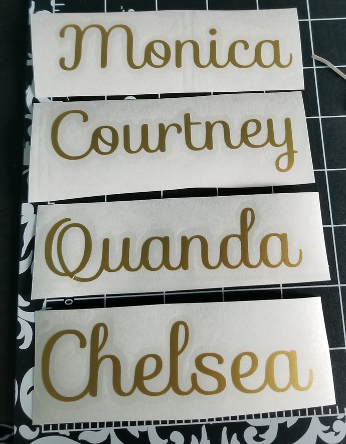 Custom Permanent Decal, Personalized Decal, Car Decal, Laptop Decal, Phone