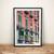 Laundry Room Art, Italy Wall Print, Italian Photography, Blush Wall Art, Italy