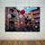 Laundry Room Decor, Quebec, Bedroom Wall Art, Street Art, Balloon Print, Canada