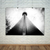 Office Photography, Monochrome Print, Toronto Art, Toronto Skyline, CN Tower,