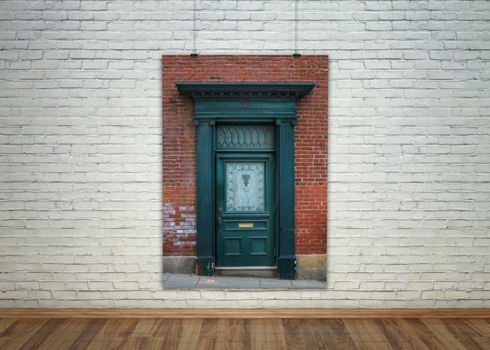 Rustic Decor, Bedroom Wall Art, Kitchen Wall Decor, Rustic Wall Decor, Street