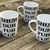 Wake Duh Fuh Cup  or Wake Duh Fuh Cup  Funny Coffee Mug -