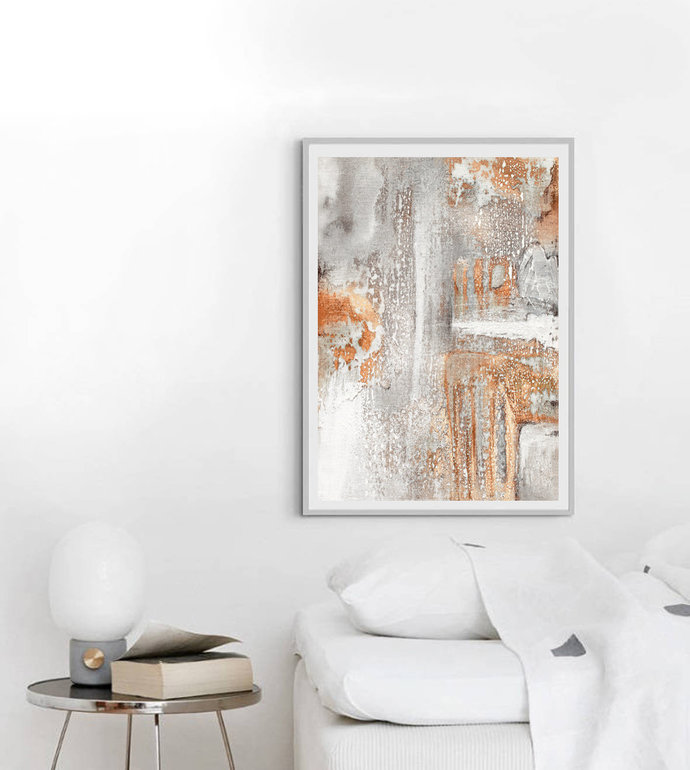Printable Abstract Art, Minimalist, Modern art, Large art, Living Room Art,