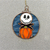 Stained Glass, Pumpkin King, Jack Skellington, Nightmare Before Christmas,