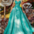 3D Flowers With Beadings Marvelous Tulle Off-the-shoulder Neckline A-line Prom