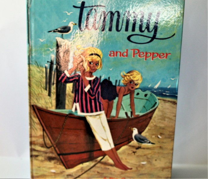 Big Golden Book 1964 - Tammy and Pepper