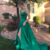 Newest Spaghetti Straps A-Line Prom Dresses,Long Prom Dresses,Green Prom