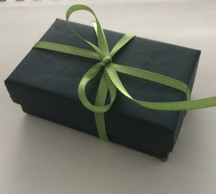 Turquoise necklace, green turquoise, Hubei turquoise jewelry, oregano leaves,