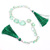 ELEGANT !! Natural Emerald Faceted Heart Shaped Precious Loose Gemstone Bead