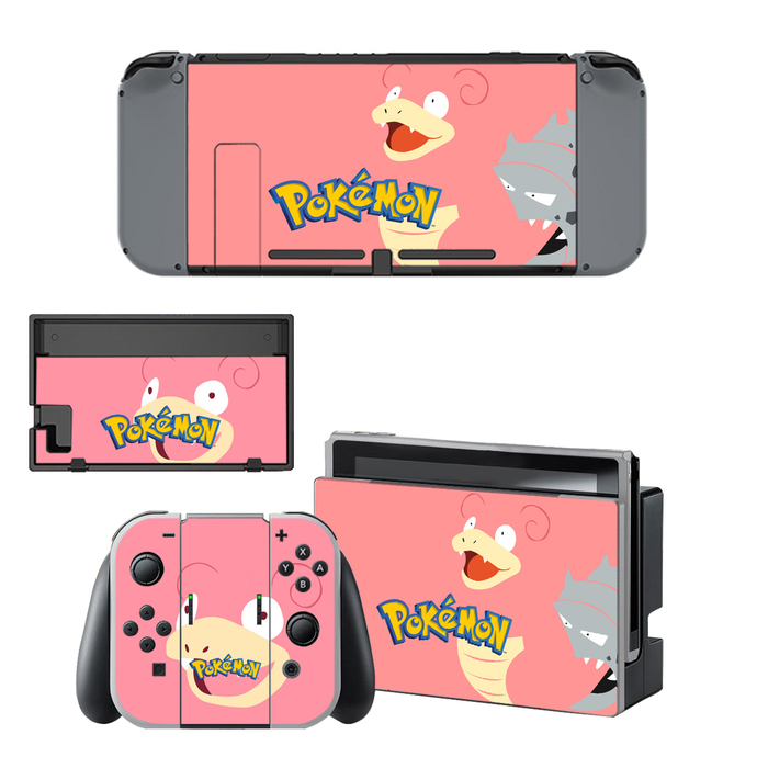 Pokemon Go Nintendo switch skin for Nintendo switch console
