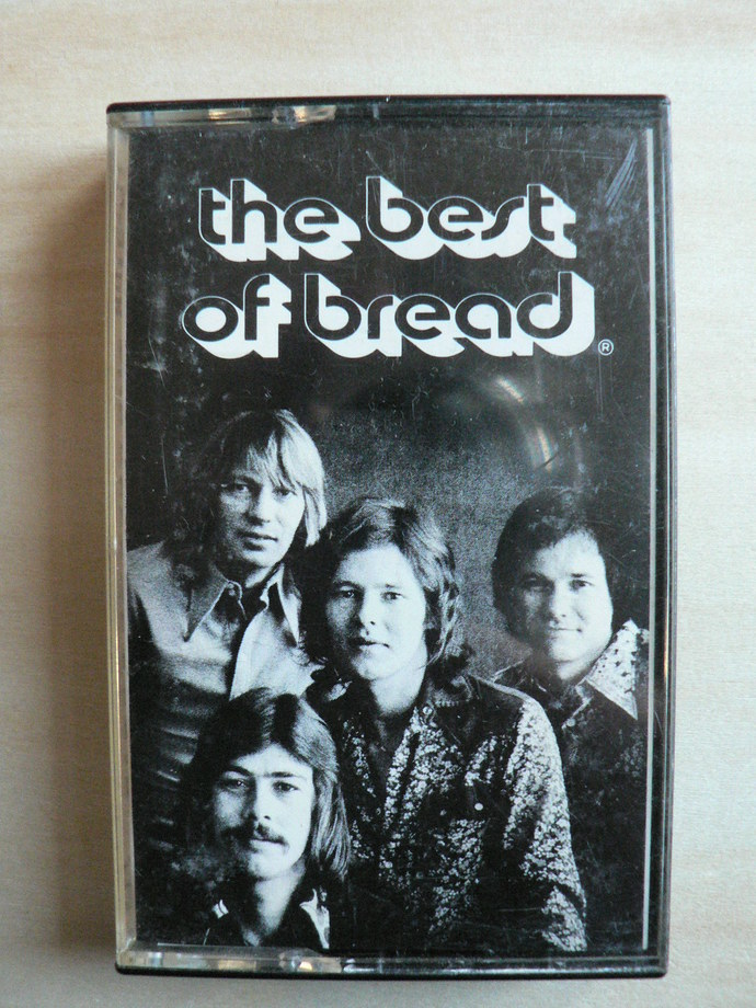 The Best of Bread Cassette Tape