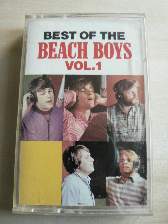 Best of The Beach Boys Volume 1 Cassette Tape
