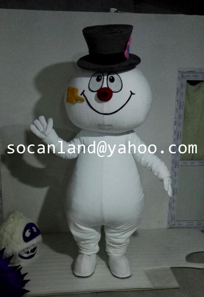 Snowman Birthday Costumes,Snowman Costumes,Snowman Mascots,Kids Snowman,Snowman