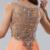 A-Line Prom Dresses Chic Silk Like Chiffon & Stretch Satin V-Neck Party Dresses