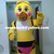 FNAF Toy Chica Mascot Costumes,FNAF Toy Chica Costumes,FNAF Costumes,Kids