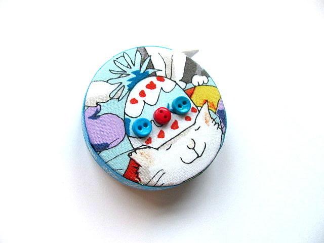 Tape Measure Hat Cats Pocket Retractable Tape Measure