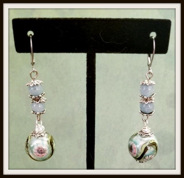 Lisette Dangle Earrings