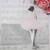 Vintage Ballet Ballerina/Paris Napkins - 6.5 inch