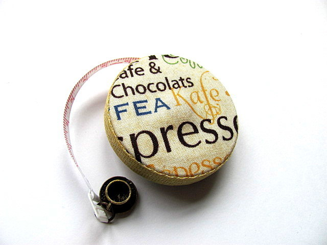 Measuring Tape About Coffee  Retractable Pocket Tape Measure