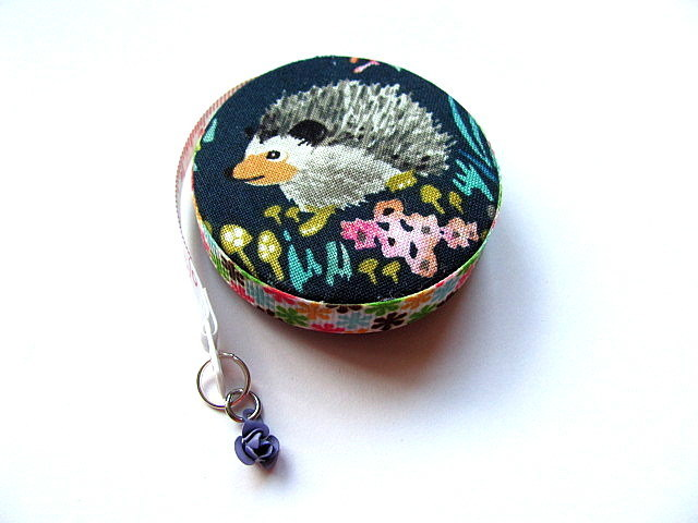 Measuring Tape with Hedgehogs Retractable  Pocket Tape Measure