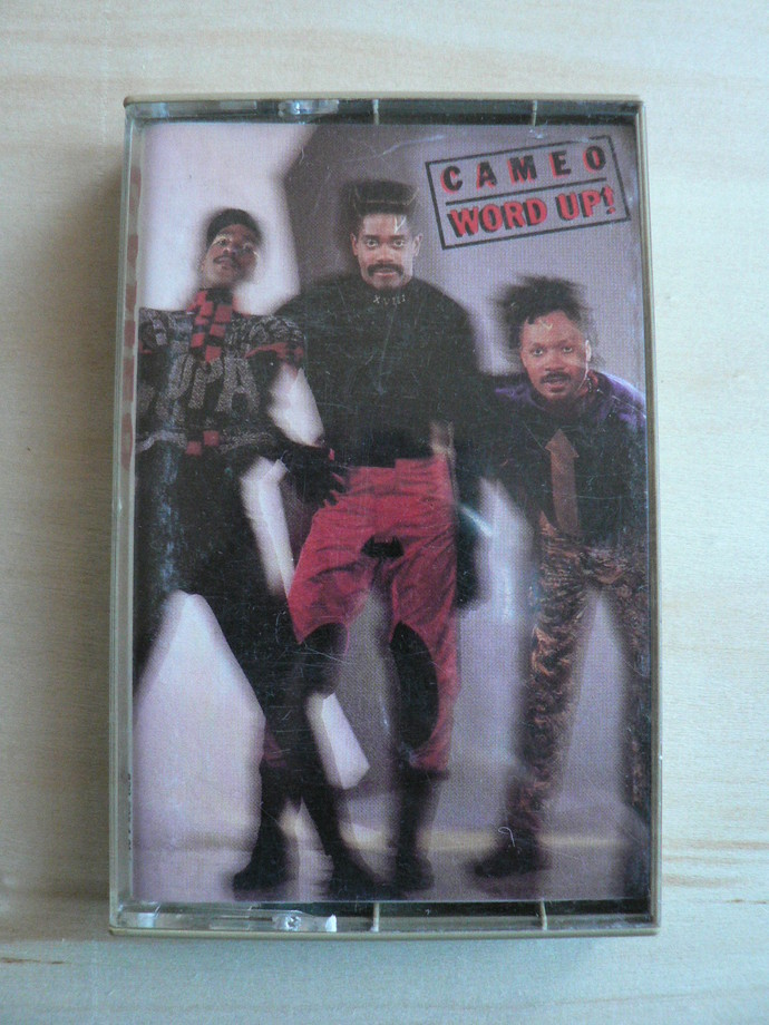 Cameo Word Up Cassette Tape