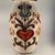 Folk art Bay Keramik vase 68 29.