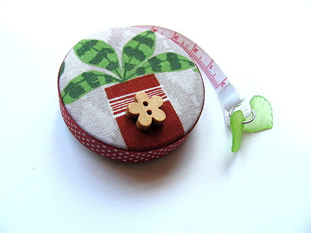 Tape Measure House Plants Small Retractable Measuring Tape