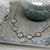 Sarah - Vintage Glass Pearl Rosary Chain & Vintage Glass Bead Necklace - My Mary
