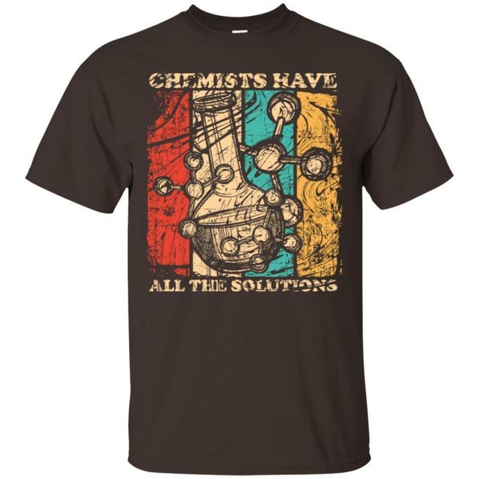 Chemist Chemistry Science Men T-shirt