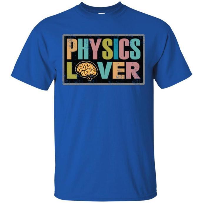 Physics Lover Men T-shirt, Physics Lover Tee,  Physics T-shirt