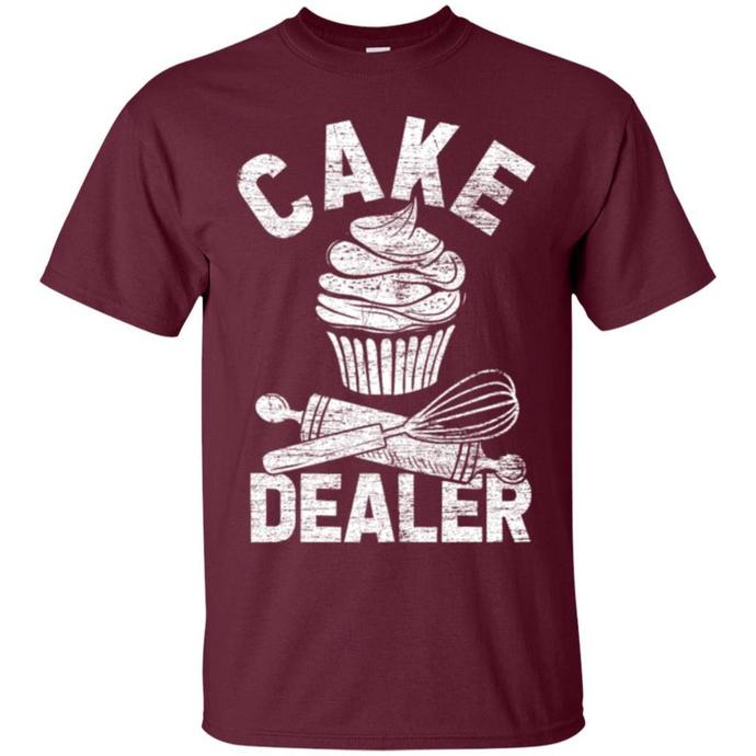 Just Cake, I love Cake Men T-shirt, I love Cake Shirt, Just Cake Tee