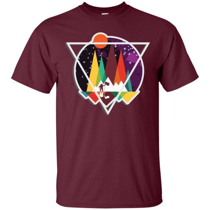 Universe, Astronaut, Spaceman Men T-shirt