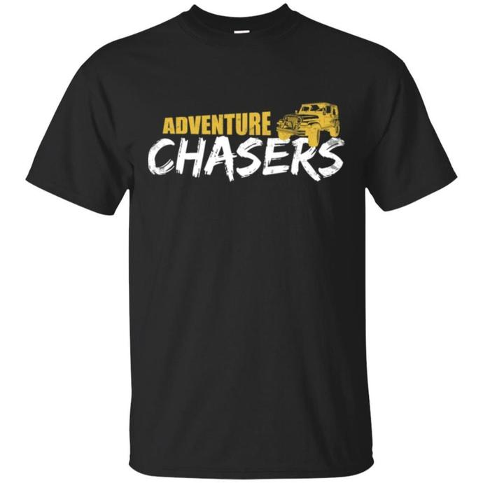 Adventure Chasers Overlanding Expedition Men T-shirt