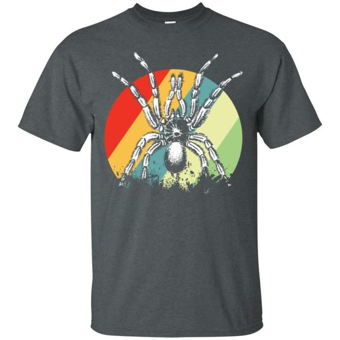 Spider Retro, Spider Perfomance Men T-shirt, Spider Perfomance Tee