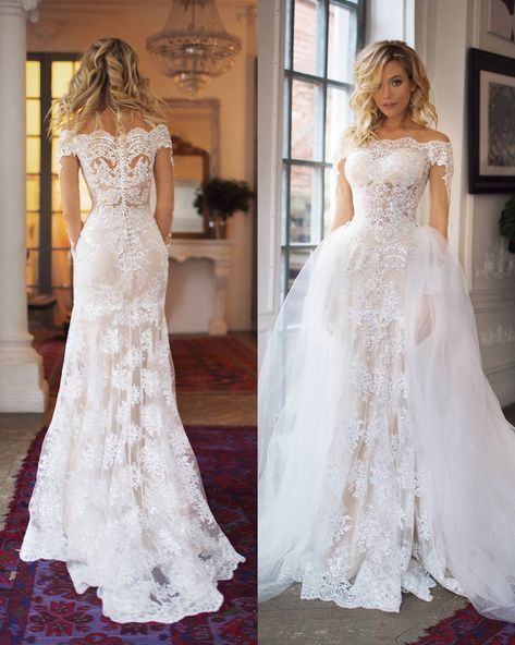 635c56300ee train wedding dress Nektaria