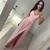Eleg Glamour Spaghetti Straps A-Line Prom Dresses,Cheap Prom Dress,Graduation