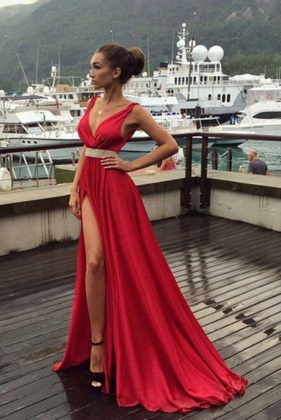 red Prom Dresses 8e683386b
