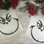 Grinch Face Vinyl Decal / Sticker - Black Outline  / D.I.Y Project / Christmas /