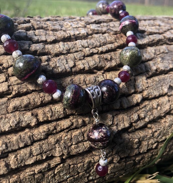 Ruby Romance Necklace