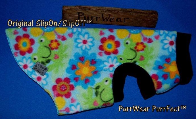 PurrWear SlipOn/SlipOff Hopping Frogs