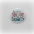 Is It Too Late To Be Good? - Christmas - Pinback Button Magnet Keychain Flatback