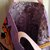 Retro Purple Powerpuff Girls Purse Tote Bag - Blossom, Buttercup & Bubbles