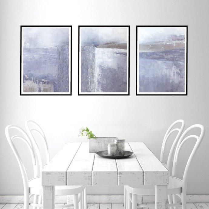 Set of 3 Prints, Set of 3 Scandinavian, Scandinavian Print, Print Set,