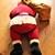 Vintage Gund Rubber-Faced Santa Claus