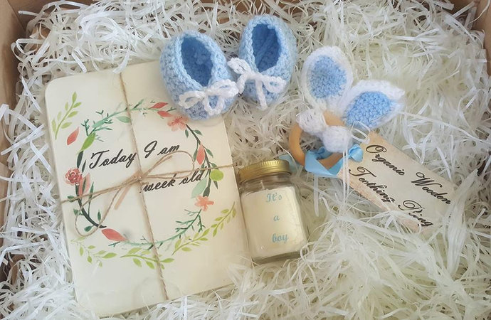 Baby shower bundle