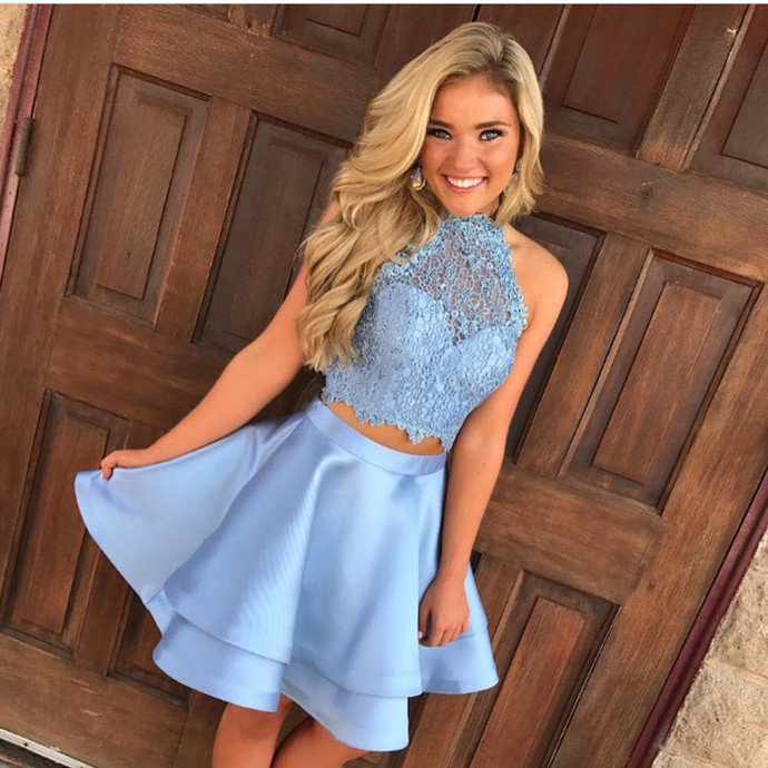 Semi-Formal Homecoming Dresses 2018