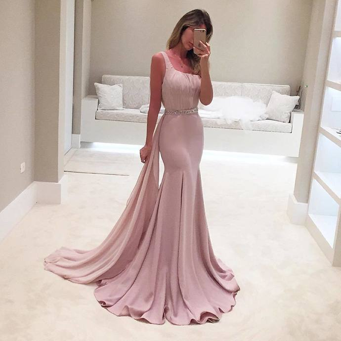 e5edc9f53f8 one shoulder bridesmaid dresses