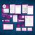 Personalized Paparazzi Marketing Bundle, Paparazzi Marketing Kit, Colorful